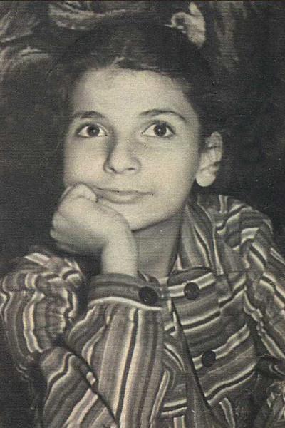 Роксана Бабаян провела детство в Ташкенте