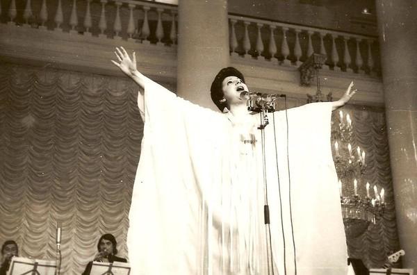 Роксана Бабаян обрела известность в 70-е