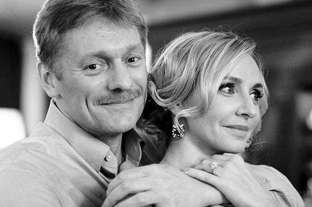 52169 Дмитрий Песков вылечился от коронавируса вслед за женой Татьяной Навкой
