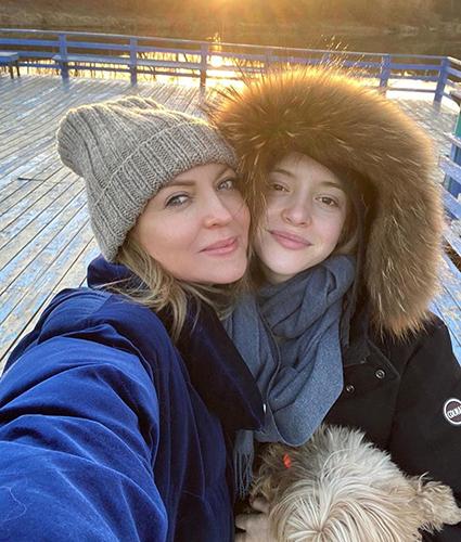 Наталья и Дарья Михалковы