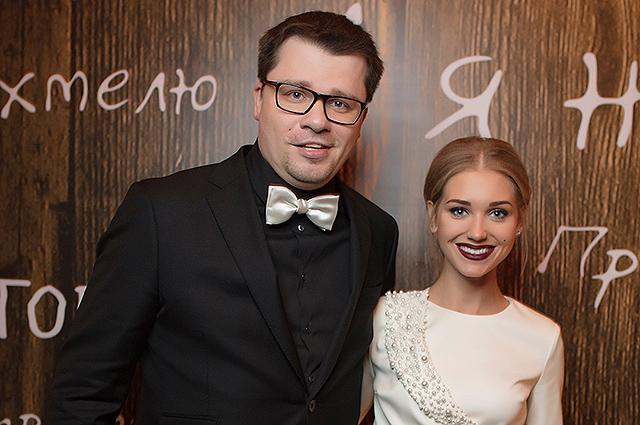 """Кристина Асмус высказалась о расставании с Гариком Харламовым: """"Решение о разводе мое"""""""
