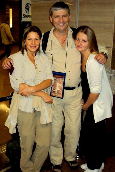 26-летняя Полина с родителями