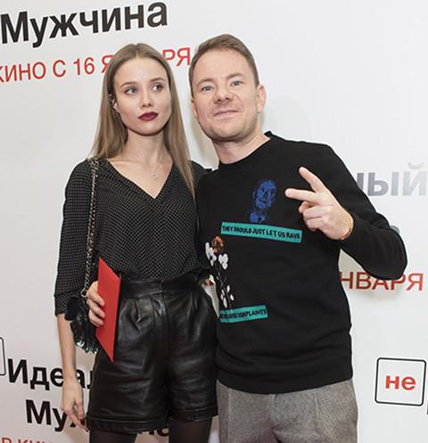 Dj Smash и Анастасия Кривошеева