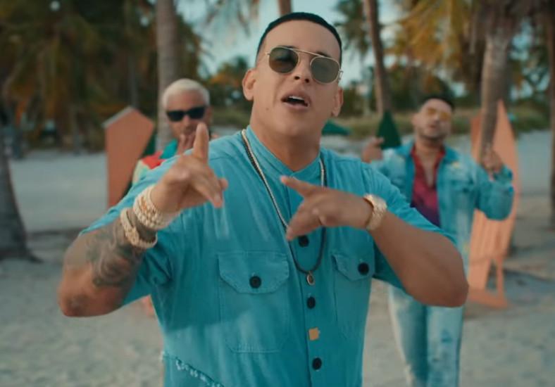 Daddy Yankee, Play-N-Skillz, Zion & Lennox — Bésame, новый клип