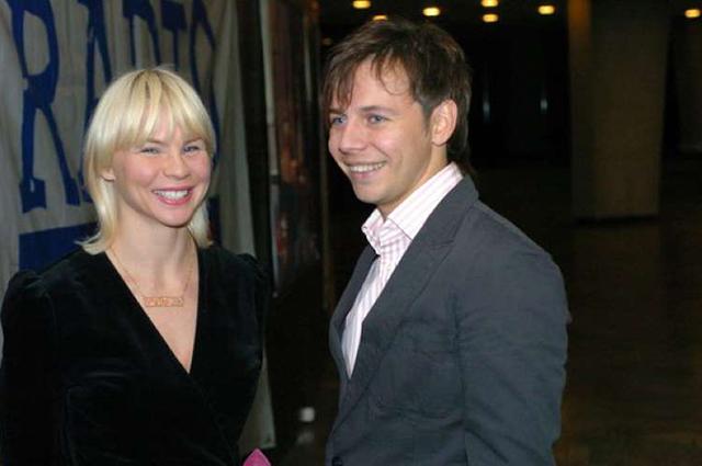 Надя Сказка и Илья Лагутенко