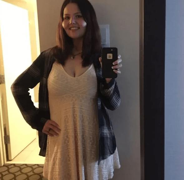 С 320 килограмм девушка похудела до 80-ти, теперь она настоящая красотка!