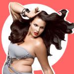 57061 Девушка с обложки Vogue, бегунья и владелица бренда одежды: что мы знаем о модели plus-size Кэндис Хаффин