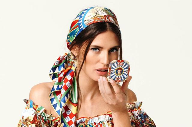 Wanted: коллекция солнечного макияжа Solar Glow от Dolce & Gabbana
