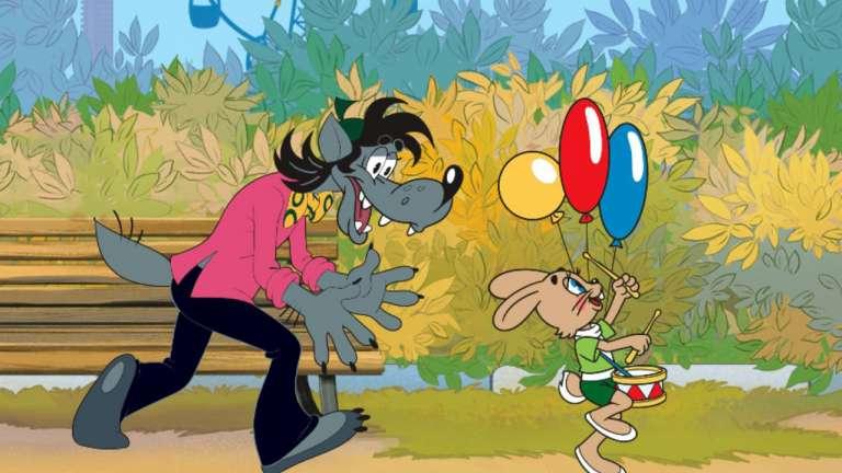 Новый «Ну, погоди!»: в мультфильме появится три новых персонажа