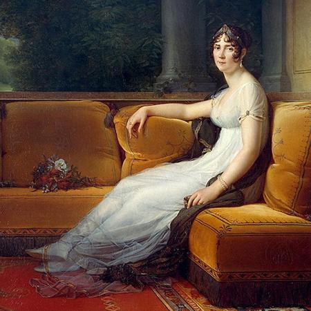 Портрет Жозефины