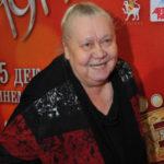 55347 Передача «Идеальный ремонт» преобразили кухню актрисы Галины Стахановой