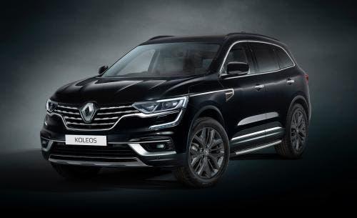 56602 Renault Koleos Black Edition представлен в Австралии