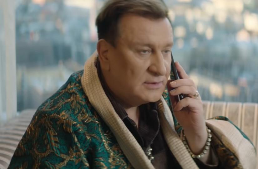 56753 Сергей Пенкин — Медиамир, новый клип