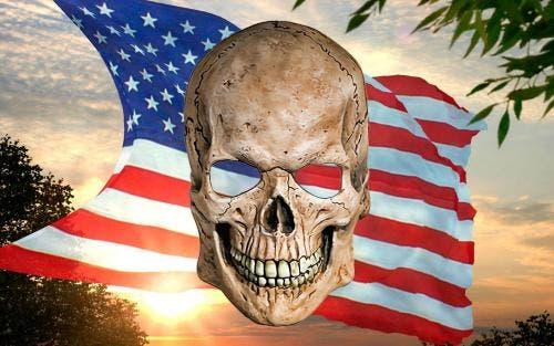 53940 США развалятся из-за беспорядков перерастающих в революцию