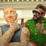 54608 Торт с фигурой Крида, Джиган в смирительной рубашке: Тимати выпустил новый клип