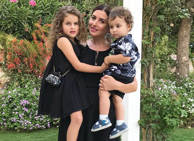 Жасмин опубликовала очень милый снимок с 4-летним сыном