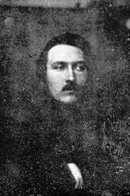 Один из первых фотопортретов принца Альберта, 1842 год