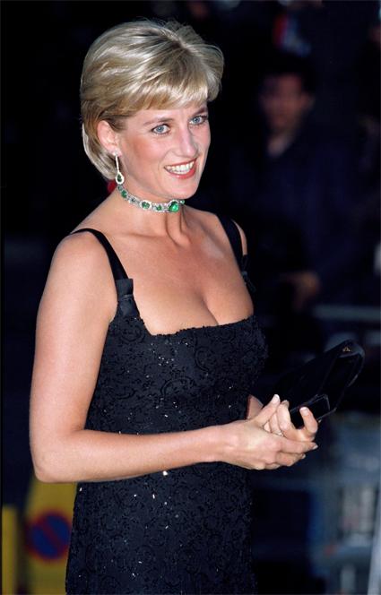 Принцесса Диана в день своего 36-летия, 1997 год