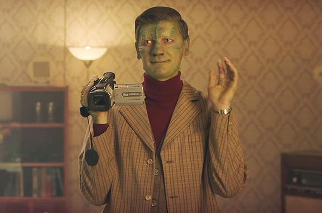 "Вышел новый клип Cream Soda ""Сердце Лед"": Александр Гудков и Никита Кукушкин превратились в рептилоидов"