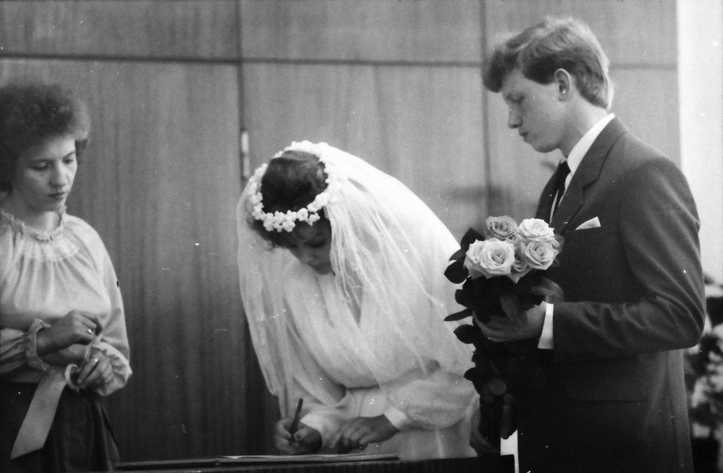 Какими были свадебные платья наших мам и бабушек