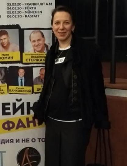 Ирина Хонда