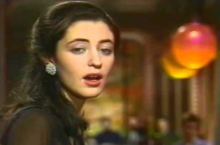 Фотографии молодости Тамары Гвердцители и кто по национальности певица?