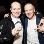 59035 Александр Гудков и Сергей Бурунов снялись в клипе DJ Грува: фото со съемок и комментарии участников