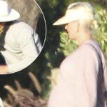 60511 Беременная Кэти Перри и Орландо Блум на поисках своего пропавшего пса в Санта-Барбаре
