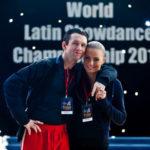 59356 Чемпион мира по латиноамериканским танцам Максим Кожевников избил жену
