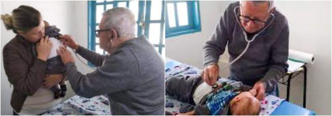 62160 Детей из бедных семей, бесплатно лечит 92-х летний педиатр