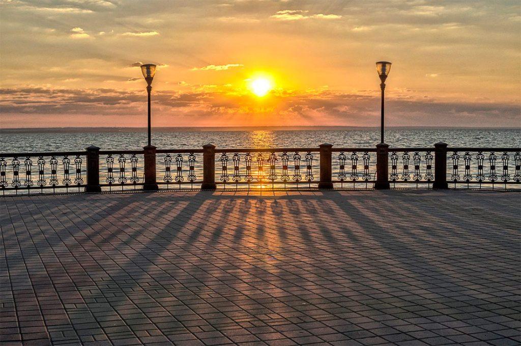 58457 Где лучше отдыхать на побережье Азовского моря