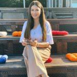 61066 Ольга Ушакова рассказала, как худеет после четвертых родов