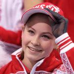 62523 Юлия Липницкая впервые стала мамой
