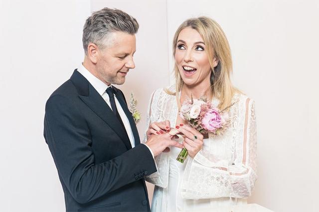Светлана Бондарчук вышла замуж