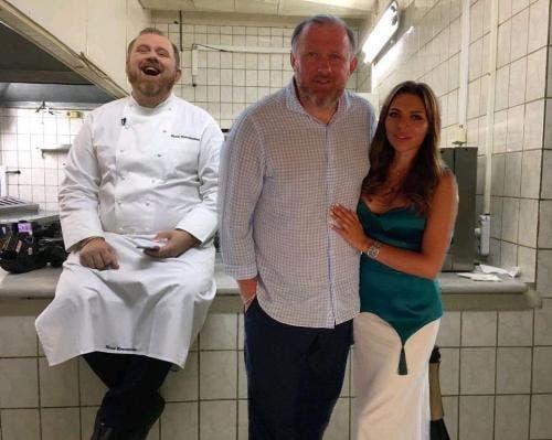 Шеф Ивлев похудел на 22 кг, отказавшись от мяса, ведь животные белок сложнее усваивается организмом после 40 лет; изображение vistanews.ru