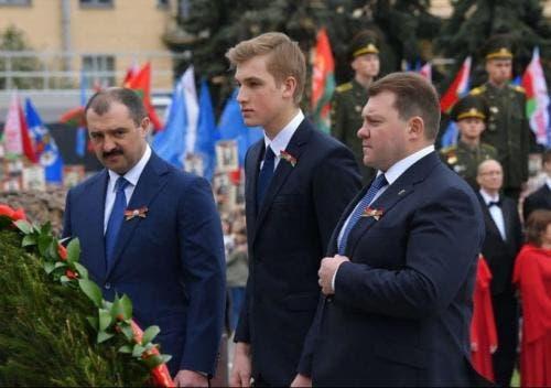 Лукашенко и братья