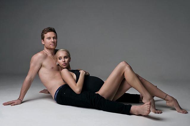 Яна Кудрявцева и Дмитрий Кугрышев