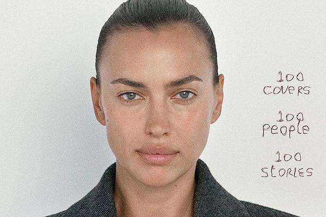 Ирина Шейк, Кайя Гербер, Белла Хадид и другие появились на обложках необычного номера итальянского Vogue