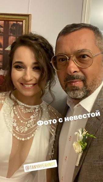 Татьяна не стала раскрывать личность жениха