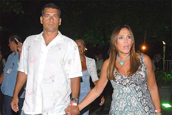 Брак с Марселу Силву продлился около двух лет