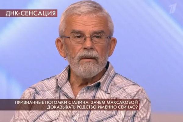 Юрий Давыдов с детства знал, что является родственником Сталина