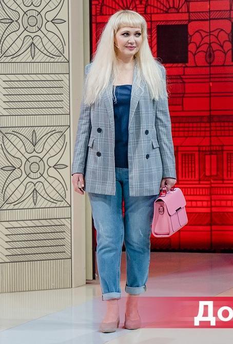 В студии «Модного приговора», женщину, от которой муж ушел к молодой, преобразили до неузнаваемости