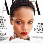 63842 Быт и гламур: Рианна стала героиней модной съемки по мотивам периода самоизоляции