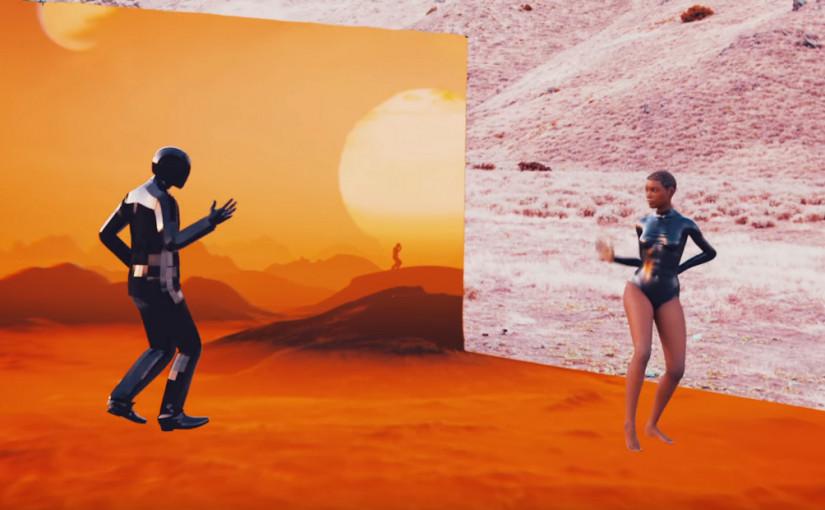 68024 Calvin Harris — Over Now, новый клип
