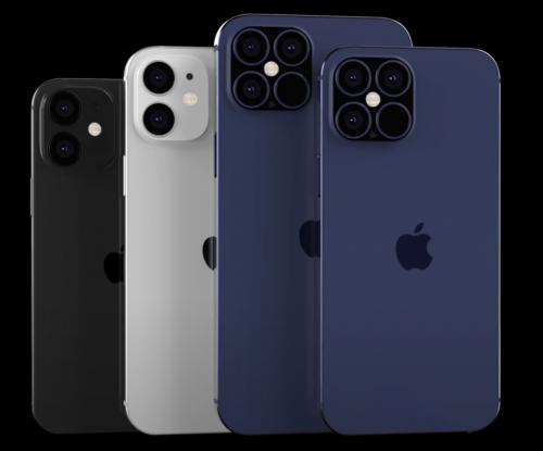 66406 iPhone 12 получит обновлённые качественные объективы