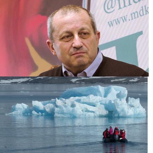 67087 Кедми считает, США не догонит Россию в Арктике и сядет в лужу
