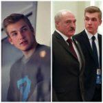 67186 Лукашенко использует младшего сына Николая против его воли