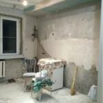 64683 Мужчина использовал ламинат для отделки стен и получилось шикарно!
