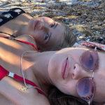 67407 Наталья Водянова вспомнила яркие моменты отдыха с Антуаном Арно, детьми и звездными друзьями в Сен-Тропе
