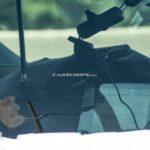 63806 Nissan Pathfinder 2022 c большим мультимедийным центром «попался» фотошпионам